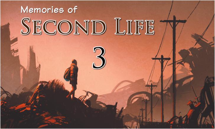 セカンドライフの思い出(その3)再訪の感想と新仮想世界「Sansar」